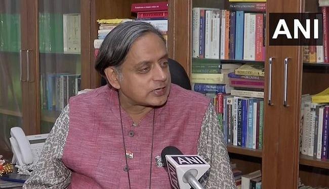भारत के UNSC की अध्यक्षता को शशि थरूर ने बताया सामान्य बात, बोले- शांति व सुरक्षा से जुड़े मुद्दे उठने चाहिए