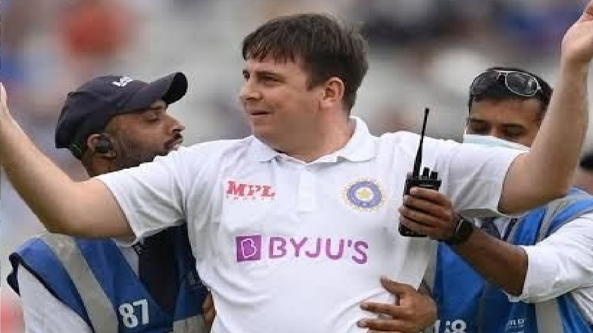 IND vs ENG: पुलिस ने भारत के सिरफिरे फैन 'जार्वो 69' को किया अरेस्ट, ओवल में भी अपनी हरकतों से नहीं आया बाज