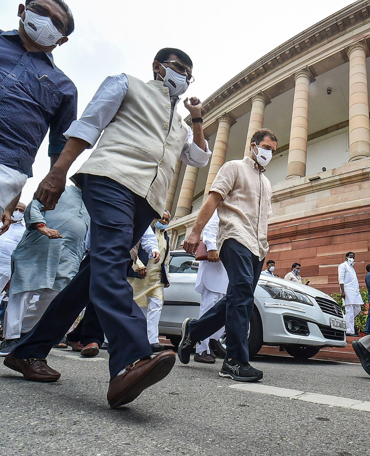 Pegasus Spyware: 'नरेंद्र मोदी घुस गए हैं हर हिन्दुस्तानी के फोन के अंदर', पेगासस को लेकर राहुल गांधी का तंज