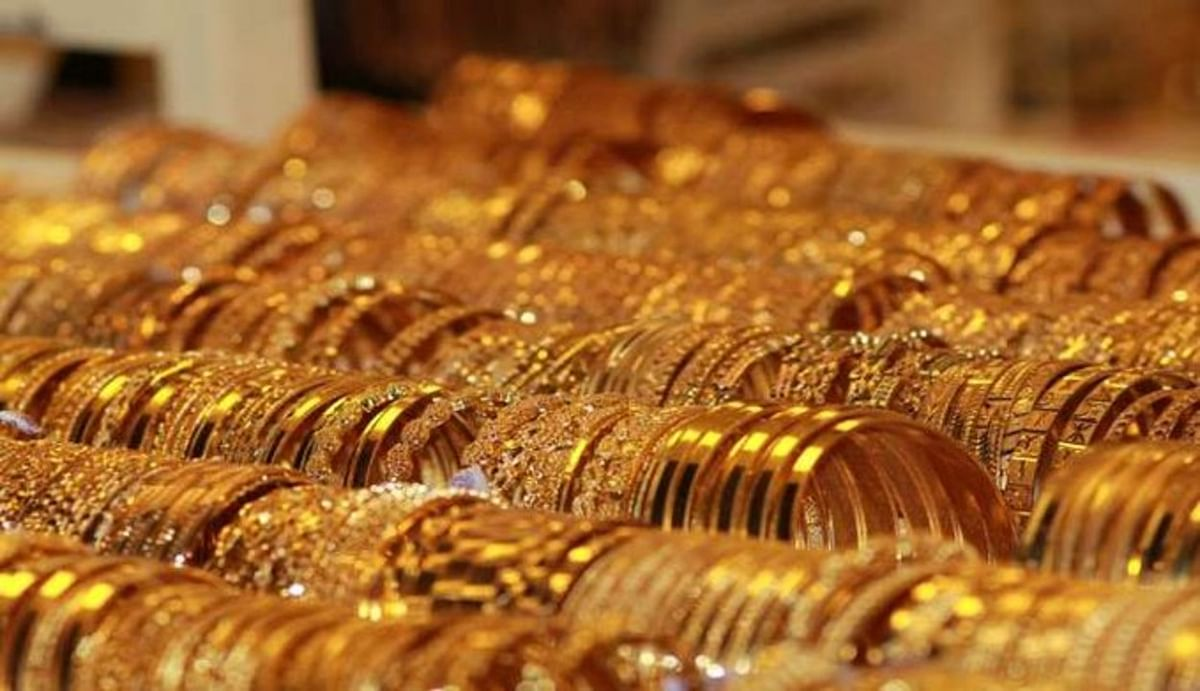 Gold Rate : सर्राफा बाजार में 4974 रुपये सस्ता हुआ सोना, चांदी में 2000 रुपये से अधिक गिरावट, जानिए आज का भाव