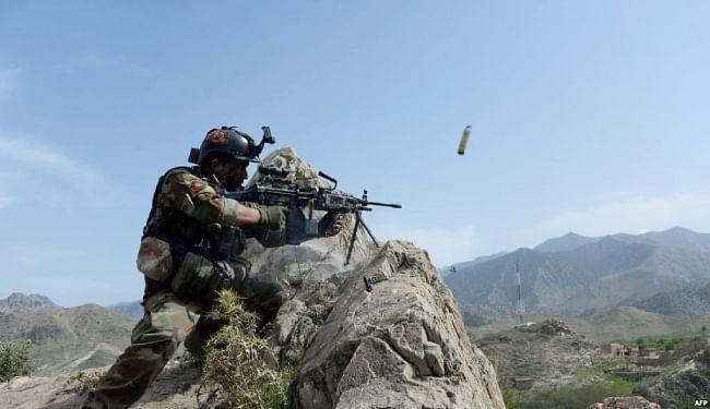 अफगान वायु सेना के हमलों और ANDSF की कार्रवाई में अलकायदा से जुड़े पाकिस्तानी समेत 274 तालिबानी आतंकी मारे गये
