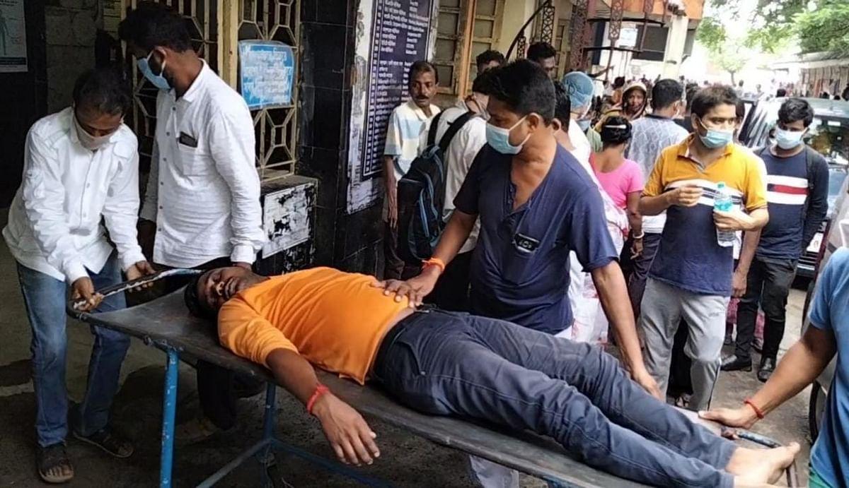 हुगली में भाजपा के युवा नेता पर जानलेवा हमला, टीएमसी कार्यकर्ताओं पर लग रहे पिटाई करने के आरोप