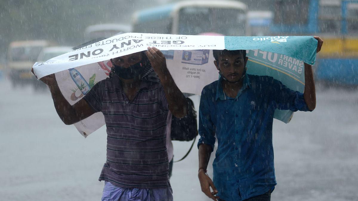 Bihar Weather : उफान पर नदियां, 23 दिनों में 75 स्थानों पर हुई आफत की बारिश