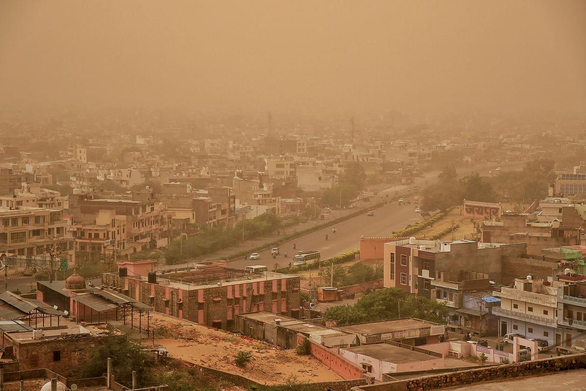 जोखिम में रह रहे हैं देश के 80 फीसदी लोग, 463 जिलों में जलवायु परिवर्तन बनता जा रहा है बड़ा खतरा