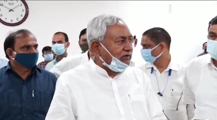 UP Election News: क्या यूपी में विधानसभा का चुनाव लड़ेगी JDU? पढ़िए सीएम नीतीश कुमार ने क्या दिया जवाब