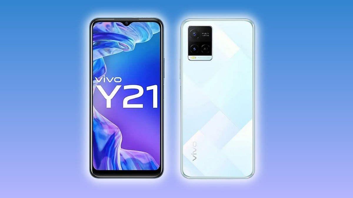 Vivo Y21: बड़े फीचर्स के साथ आया वीवो का सस्ता स्मार्टफोन, JIO यूजर्स को 7000 तक का फायदा