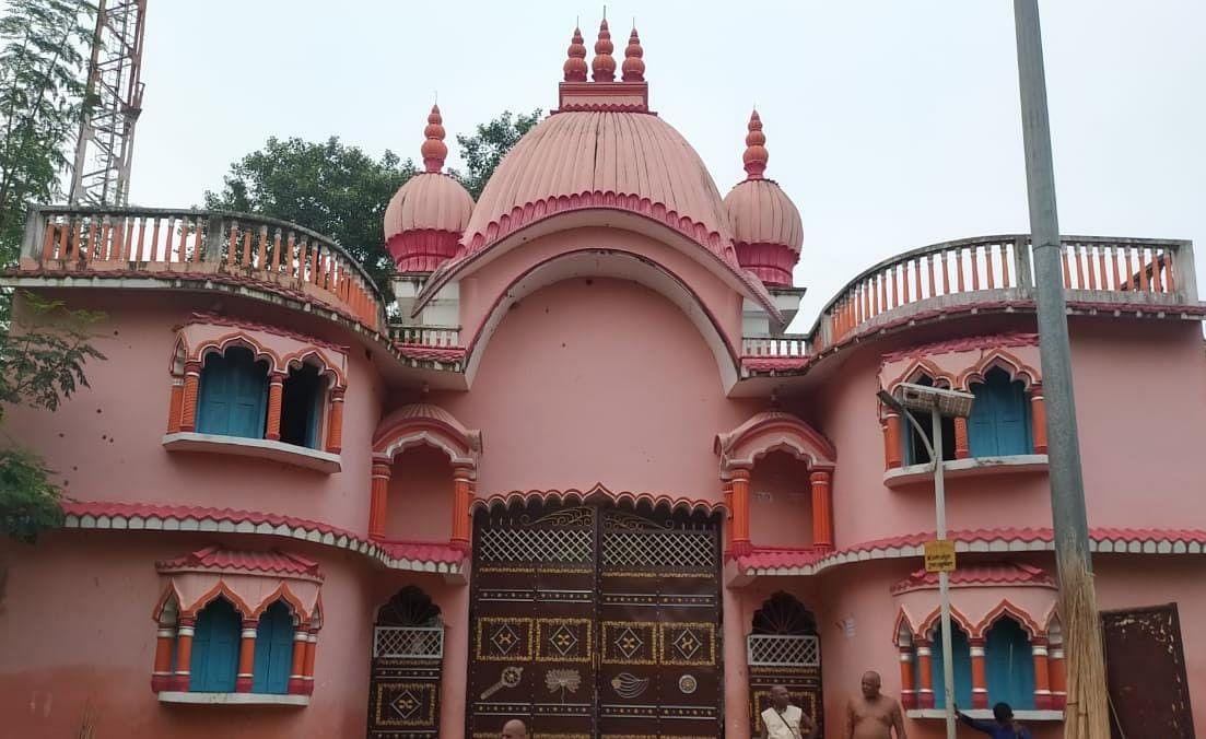 कन्हैया स्थान स्थित इस्कॉन मंदिर