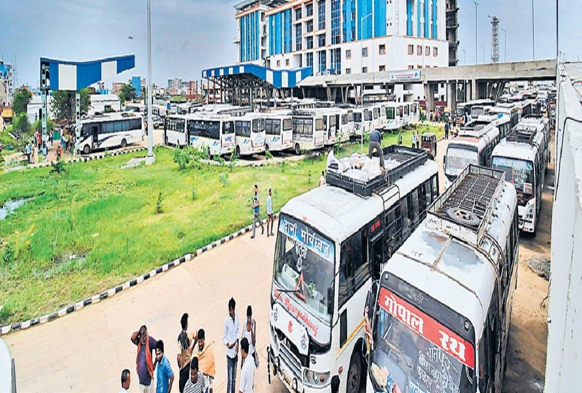 Patna Bus Stand: इतिहास बना पटना का मीठापुर बस स्टैंड, अब बैरिया से खुलने लगीं बसें
