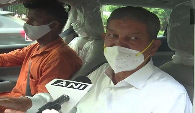 पंजाब कांग्रेस संकट : सोनिया गांधी से मिले हरीश रावत, बोले- पार्टी आलाकमान के निर्णय को सभी पक्ष मानेंगे