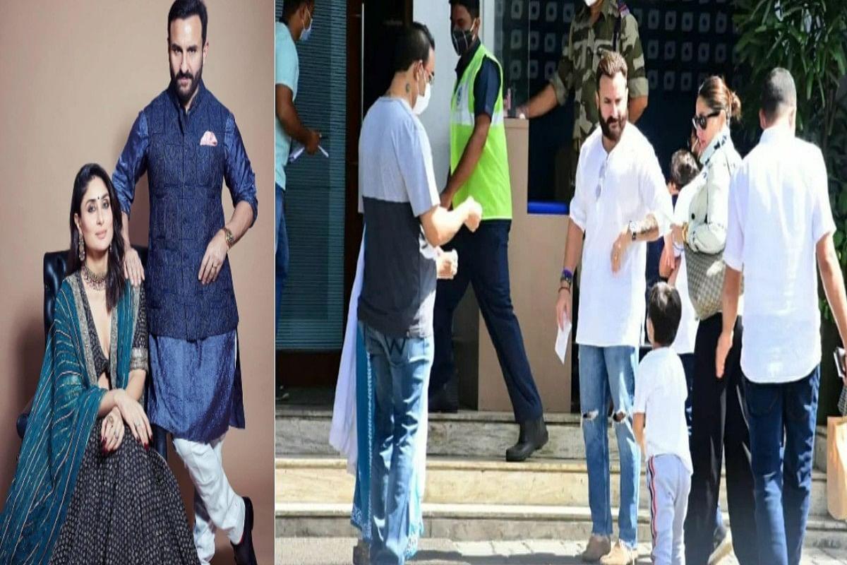 Kareena Kapoor Khan इस तरह मनाने जा रही हैं Saif Ali Khan का जन्मदिन, Photos Viral