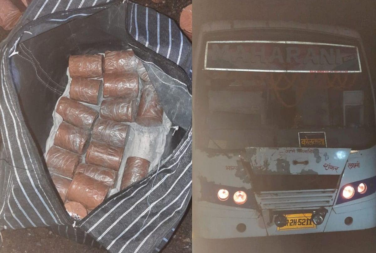 कोलकाता से बिहार जा रही बस से मिले भारी मात्रा में देसी बम, आर्मी इंटेलिजेंस टीम ने पीछा कर पकड़ा