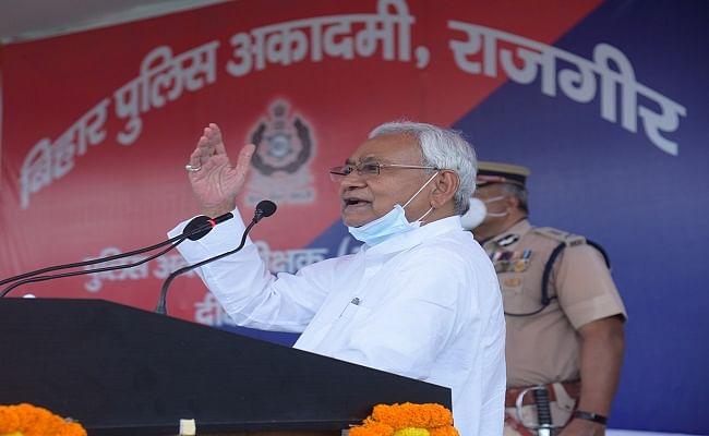 Bihar Police Vacancy: बिहार में 60 हजार पुलिसकर्मियों की होगी बहाली, सीएम नीतीश कुमार ने की घोषणा