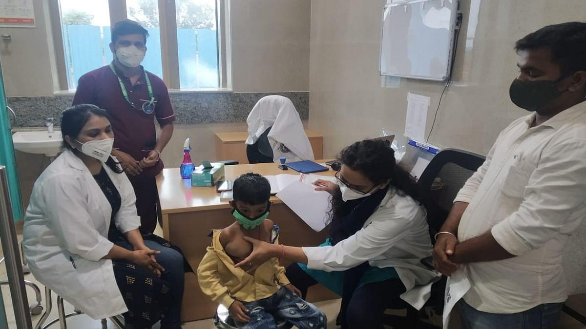 देवघर एम्स में OPD सेवा शुरू, दुमका, धनबाद और जमुई से पहुंचे लोग, 200 मरीजों काे मिला परामर्श, देखें Pics