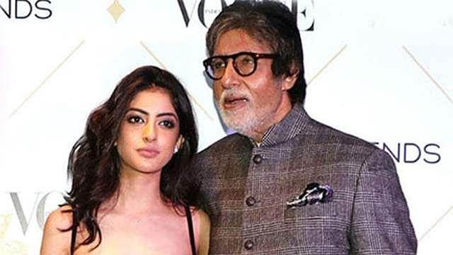अमिताभ बच्चन के सॉन्ग में श्रीलंकाई गाने का ट्विस्ट, नव्या नवेली नंदा ने किया ऐसा कमाल, VIDEO वायरल