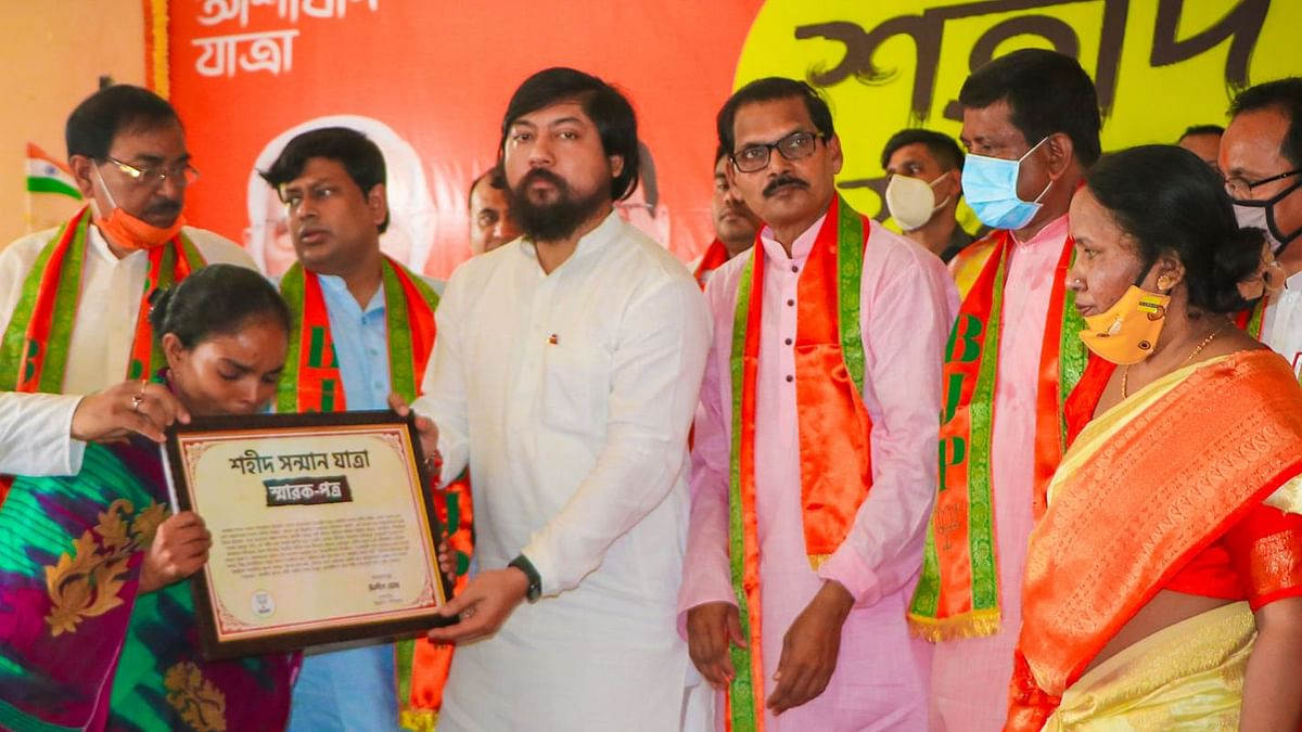 केंद्रीय मंत्री नीशीथ प्रमाणिक ने बंगाल बंटवारे की मांग को दिया समर्थन, बोले- जनता की भावनाओं पर विचार जरूरी