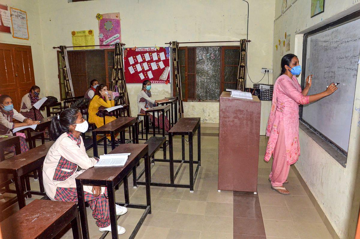School Reopen: स्कूल खुल गये,पहली से 10वीं तक के बच्चे जाएंगे पढ़ने,UP-झारखंड सरकार ने कही ये बात,दिल्ली में..