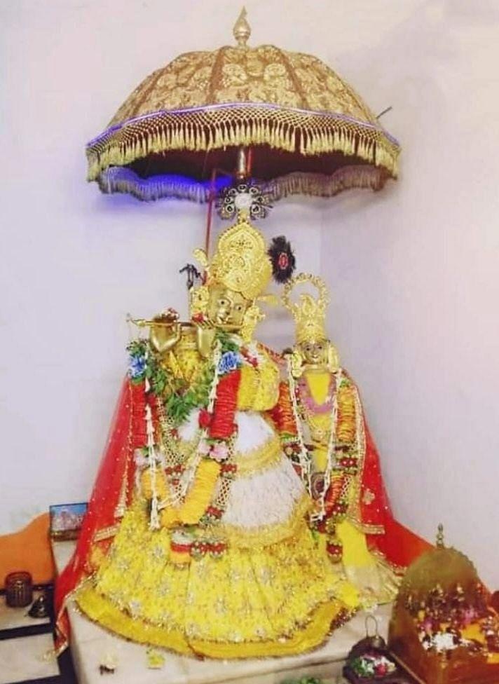Happy Janmashtami 2021 : 1280 किलो सोने से बनी कृष्ण की दुर्लभ मूर्ति आपने देखी है