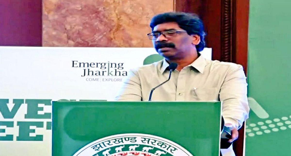 झारखंड में निवेश की है अपार संभावना, CM हेमंत बोले- उद्योगों के लिए कभी रोड़ा नहीं बनेगी रोजगार नीति