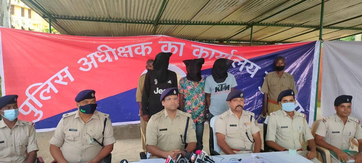Jharkhand Crime News : झारखंड में कृषि वैज्ञानिक व मछली पालक की हत्या का खुलासा, पुलिस ने 3 आरोपियों को दबोचा