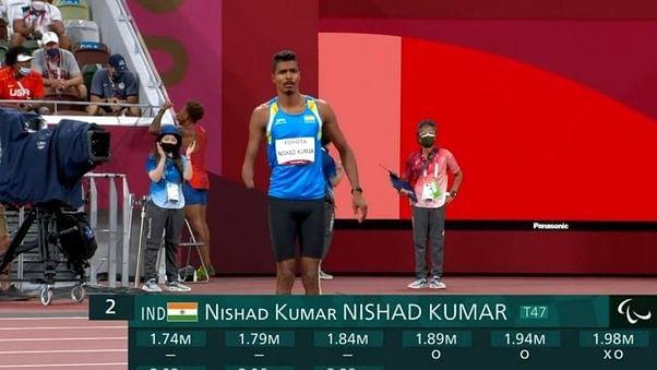 Tokyo Paralympics 2020: भारत को दूसरा मेडल, हाई जंप में निषाद कुमार ने जीता सिल्वर, PM मोदी ने बधाई दी