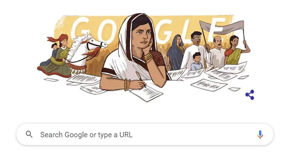 Google Doodle Today: सुभद्रा कुमारी चौहान की 117वीं जयंती पर गूगल ने बनाया खास डूडल, जानें