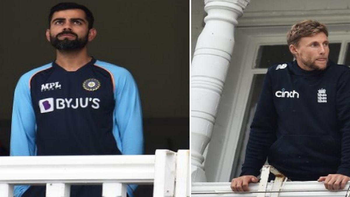 India vs England 1st Test : भारत की जीत पर फिरा पानी, बारिश के कारण नॉटिंघम टेस्ट हुआ ड्रॉ
