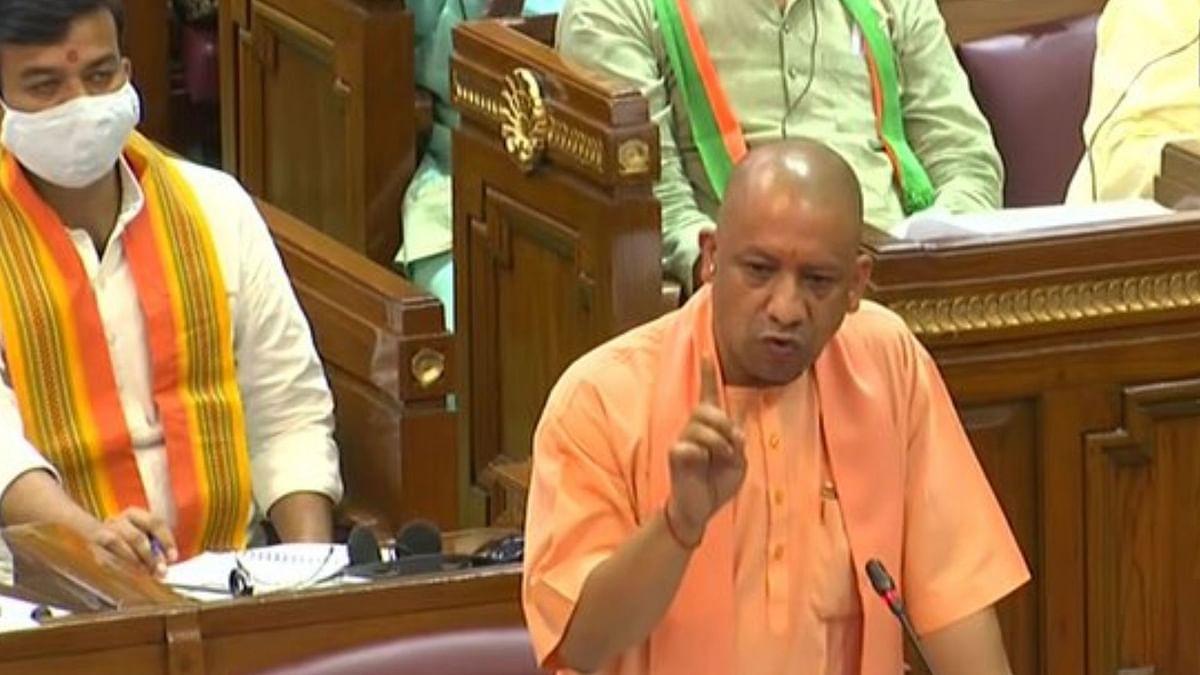 UP Assembly में बोले CM Yogi, भू-माफियाओं ने जहां कब्जे से हवेली खड़ी की थी, वहां अब गरीबों के लिए आवास बनेंगे