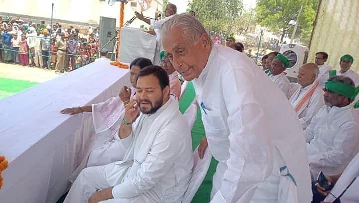 RJD Crisis: इशारों-इशारों में जगदानंद सिंह ने तेज प्रताप को दी नसीहत- 'लक्ष्मण रेखा पार न करें'