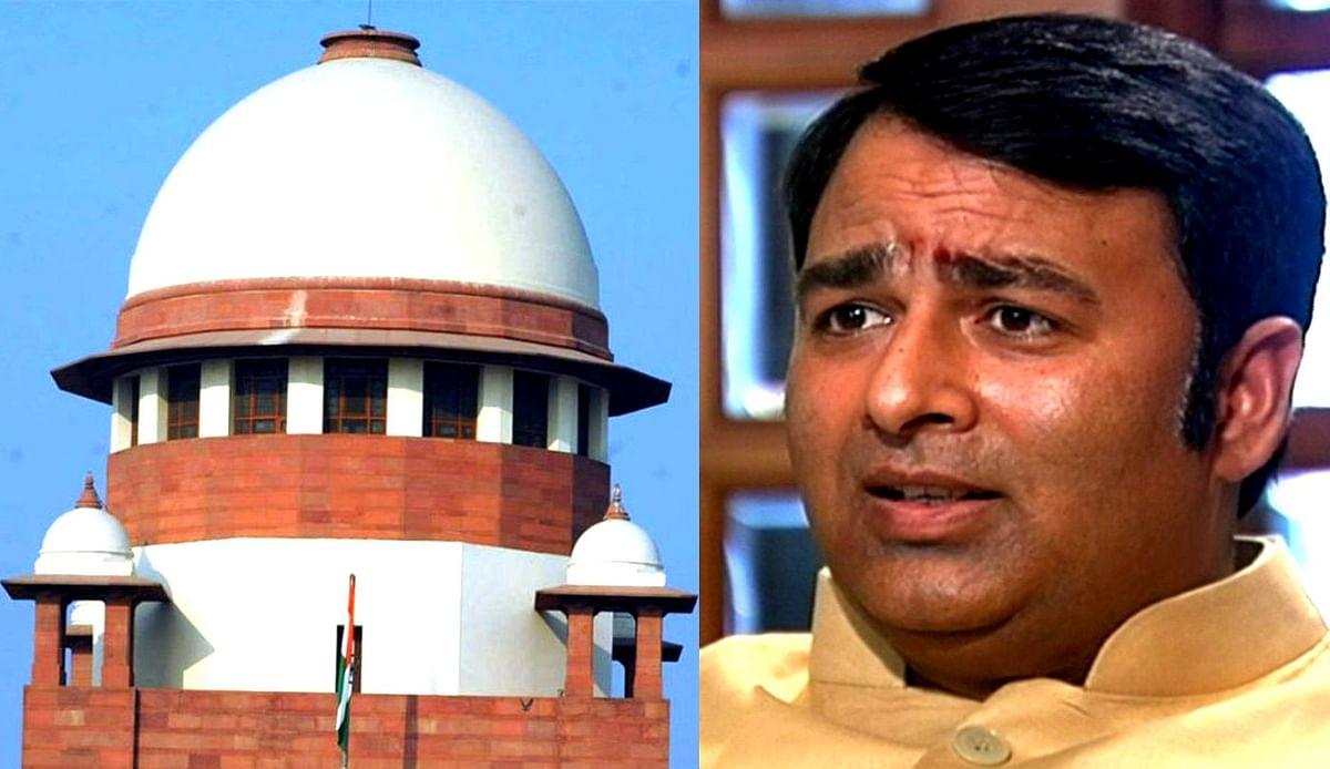यूपी के मंत्री सुरेश राणा, संगीत सोम पर चलेगा दंगा भड़काने का मुकदमा, सुप्रीम कोर्ट ने दिया ये निर्देश