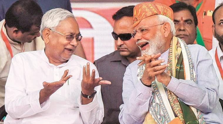 UP विधानसभा चुनाव मतभेद के बावजूद मिलकर लड़ेंगे BJP और JDU