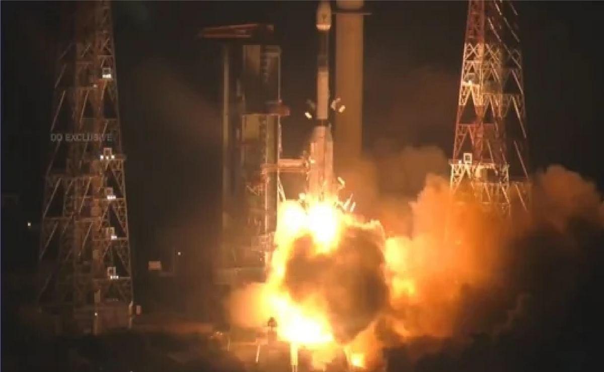 अधूरा रह गया इसरो का मिशन, ईओएस-03 सैटेलाइट लांच के वक्त इंजन में आयी खराबी