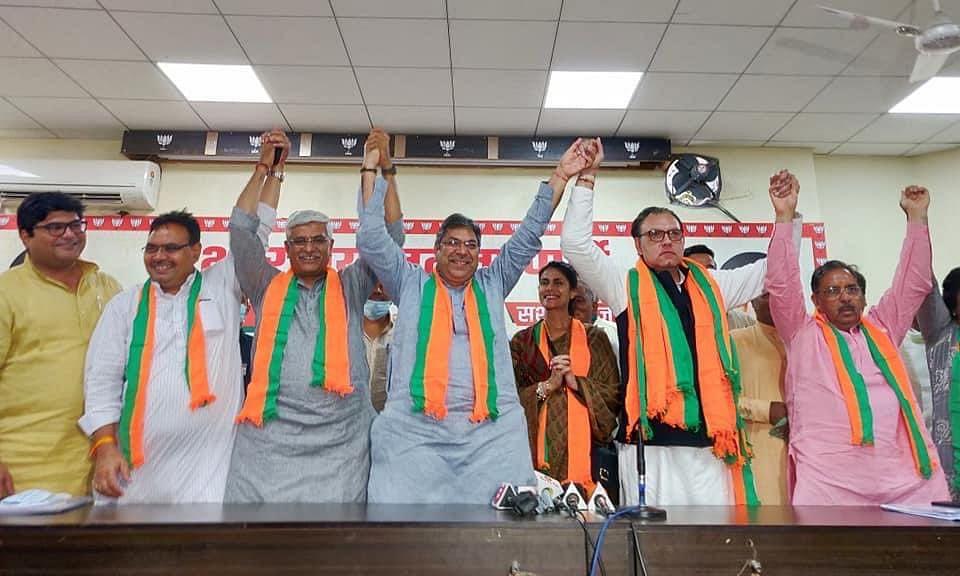 मनमोहन सरकार में मंत्री रहे नटवर सिंह के बेटे जगत सिंह ने दामा BJP का दामन, राजस्थान पंचायत चुनाव पर होगा असर?