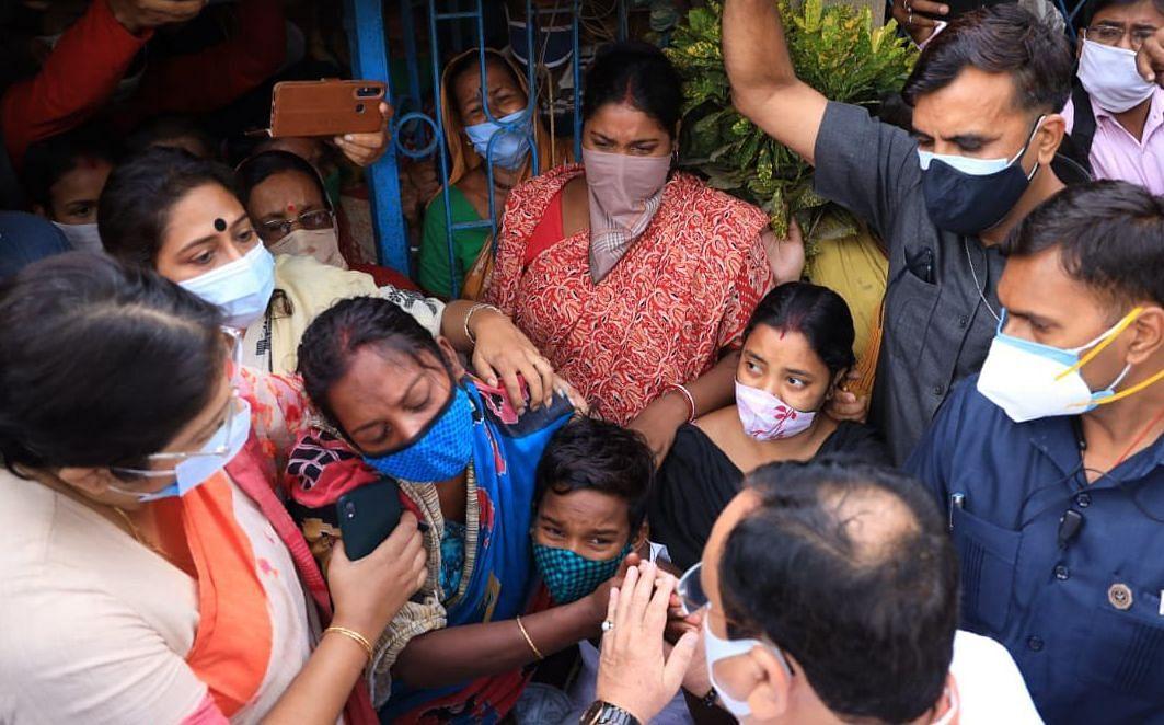 चुनाव बाद हिंसा की CBI जांच हुई शुरू, पहले दिन अभिजीत सरकार मामले की पड़ताल, मृतक के परिवार से पूछताछ