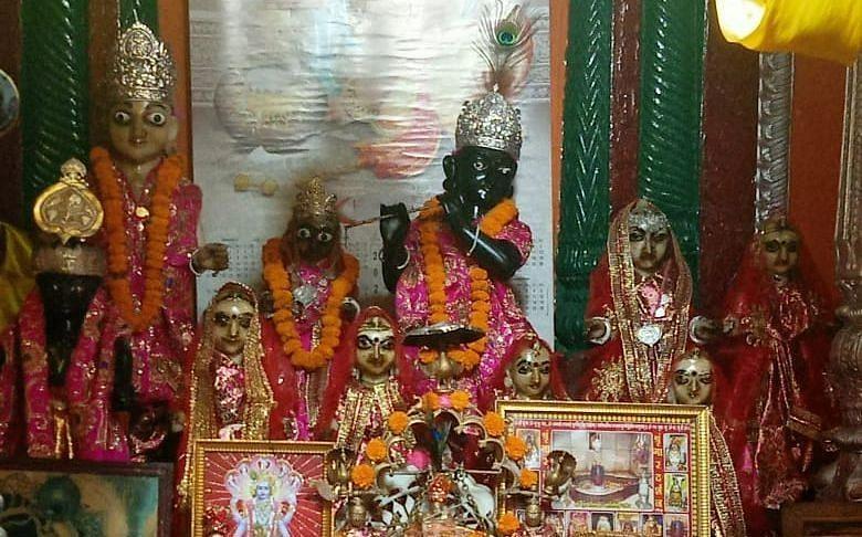 Happy Janmashtami 2021 : झारखंड के गढ़वा ठाकुरबाड़ी मंदिर में कृष्ण के बालरूप की होती है पूजा, ये है तैयारी