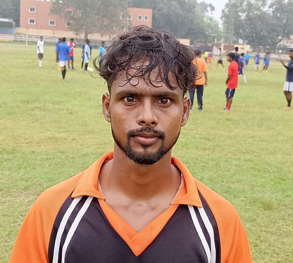 फुटबॉल खिलाड़ी