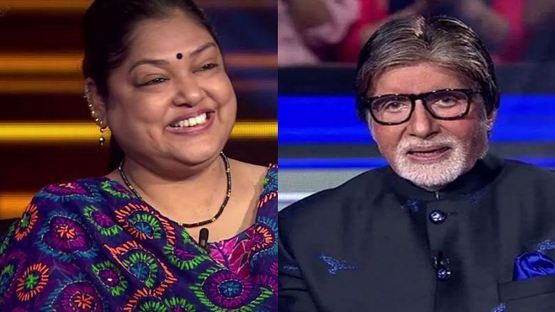 KBC 13: महानायक अमिताभ बच्चन ने कंटेस्टेंट को खिलाया मुंबई का फेमस 'समोसा'
