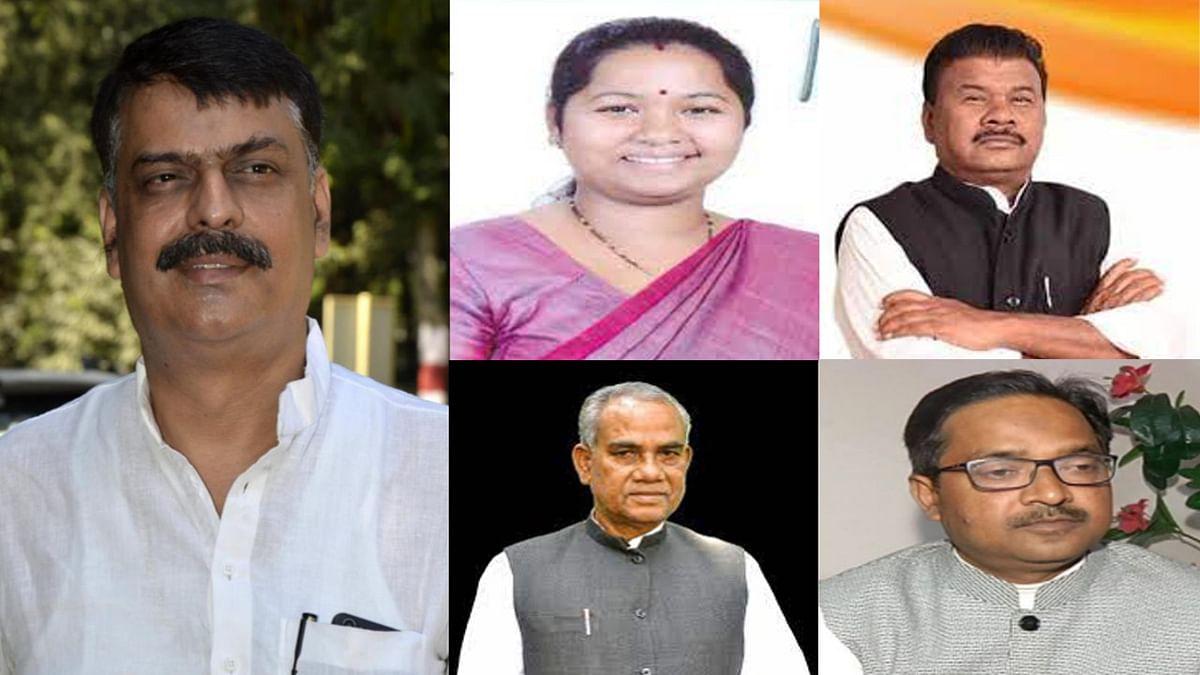 राजेश ठाकुर झारखंड प्रदेश कांग्रेस के नये अध्यक्ष, गीता, बंधु, जलेश्वर और शाहजादा कार्यकारी अध्यक्ष बने