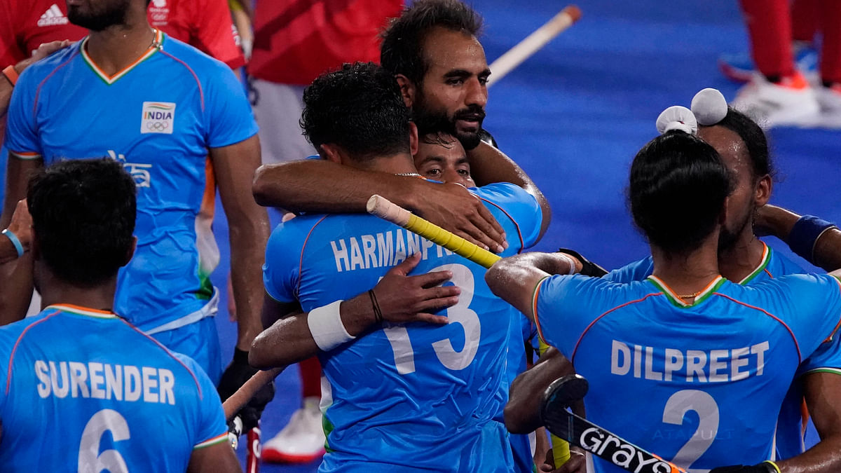 इतिहास रचने की दहलीज पर खड़ी भारतीय हॉकी टीम को कोच ने दिया जीत का मंत्र, मैच से पहले ऐसे भरा जोश