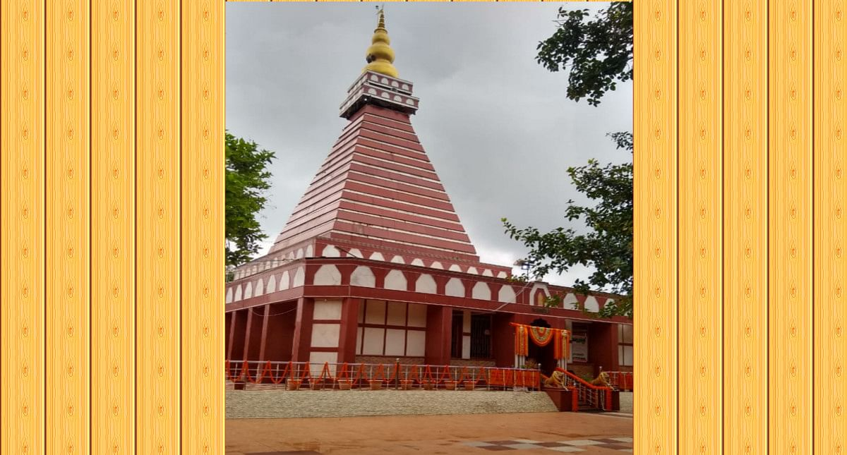 इटखोरी के मां भद्रकाली मंदिर के इतिहास को लेजर शो से दर्शाया जायेगा.