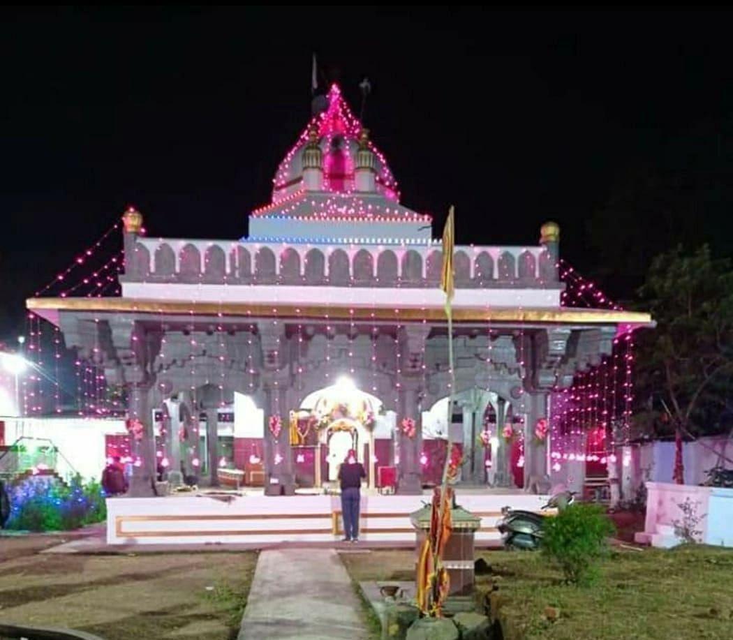 Happy Janmashtami 2021 : 12 खंभों पर टिके रांची के मदन मोहन मंदिर की ये है खासियत, ऐसे हो रही पूजा