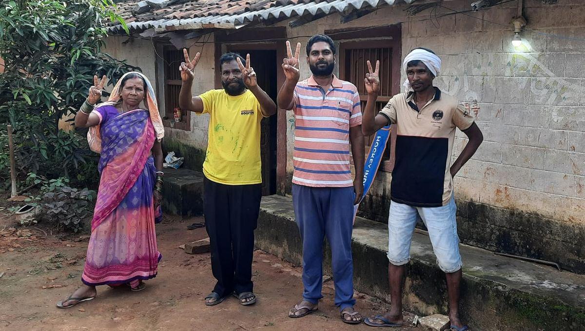 Tokyo Olympics 2020 : भारतीय महिला हॉकी टीम की निक्की प्रधान के माता-पिता को बिटिया से क्या है उम्मीद