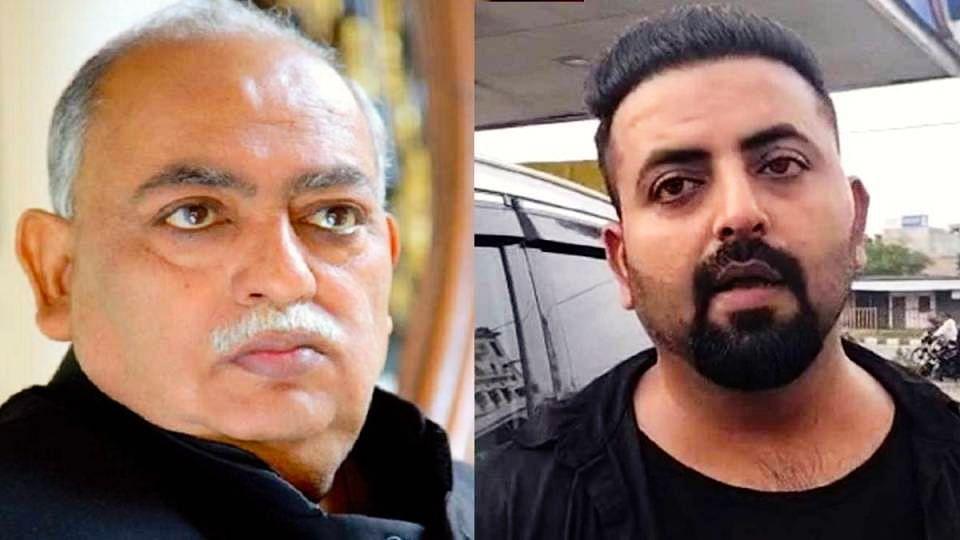 शायर मुनव्वर राना का बेटा तबरेज लखनऊ से गिरफ्तार, प्रॉपर्टी विवाद में खुद पर चलवाई थी गोली