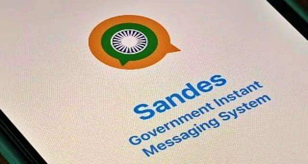 WhatsApp को टक्कर दे पाएगा देसी मैसेजिंग ऐप Sandes?