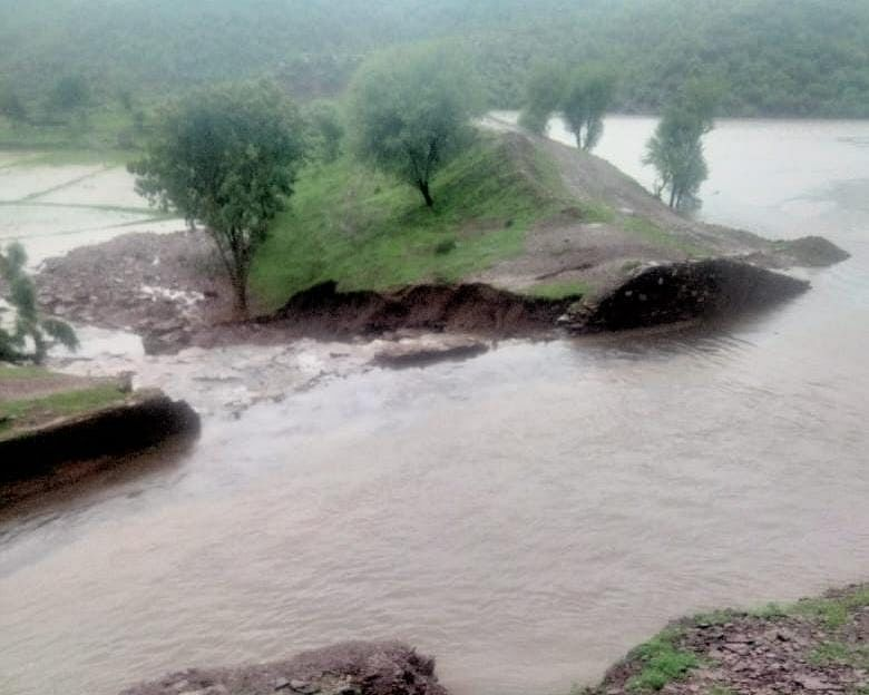 चंबल, शेरनी नदी उफान पर, राजस्थान के 10 जिलों में मंडराया बाढ़ का खतरा, मौसम विभाग का अलर्ट जारी