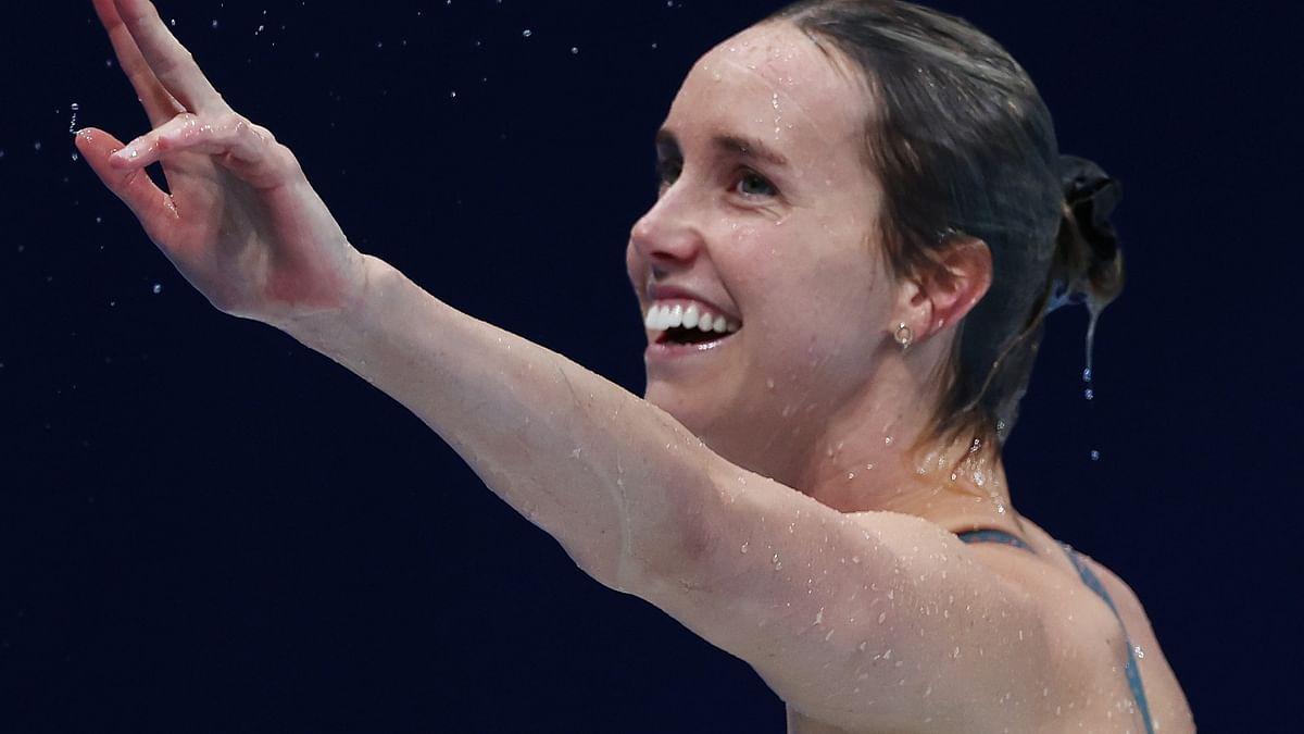Tokyo Olympics में इस महिला तैराक ने मचाया तहलका, एक या दो नहीं बल्कि जीते चार गोल्ड समेत 7 मेडल