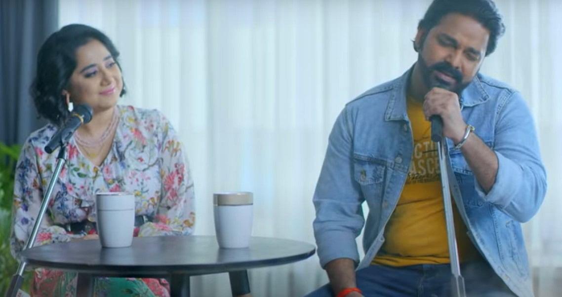 Hina Khan के सॉन्ग 'बारिश बन जाना' का भोजपुरी वर्जन रिलीज, पवन सिंह और पायल देव की आवाज का चला जादू, VIDEO