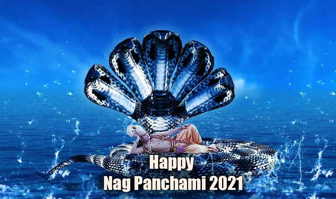 Happy Nag Panchami 2021