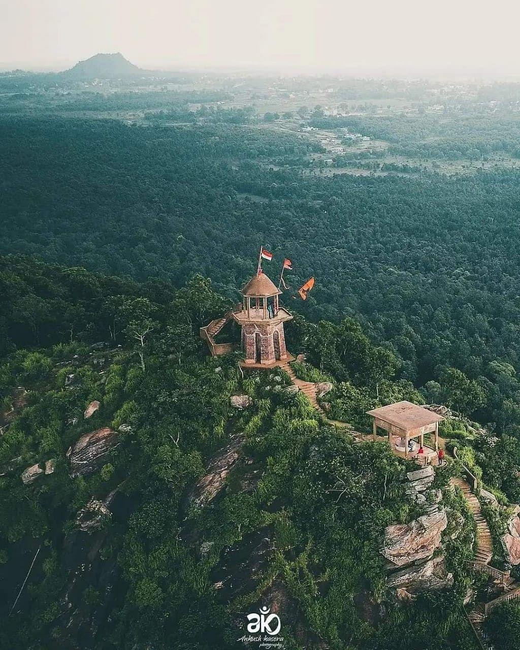 Tourist Places In Jharkhand : पर्यटकों का मन मोहते ये पर्यटन स्थल