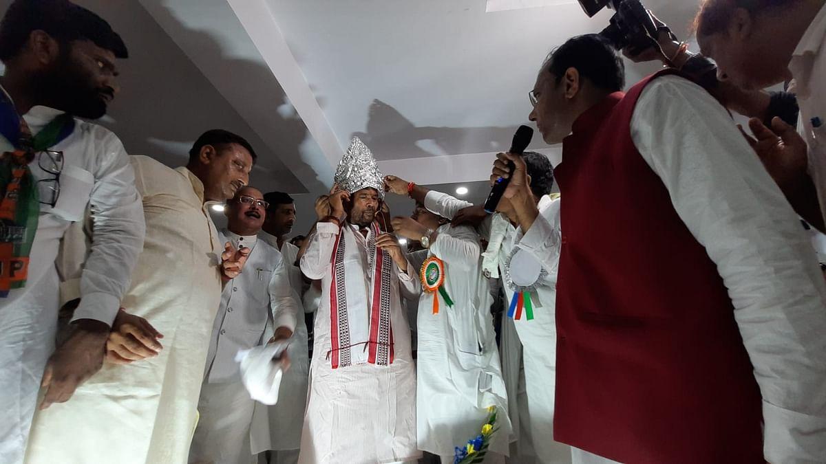 चिराग पासवान की सक्रियता पर बोले पशुपति पारस- 'हाजीपुर से चुनाव लड़ना चाहता है, तो स्वागत'