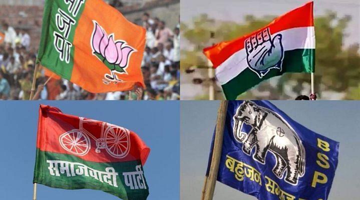 UP Elections 2022: बड़ी पार्टियों से मोल-भाव में जुटे छोटे दल, किसके पाले में जाएगा इनका वोट बैंक?
